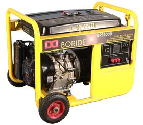 三相7kW小型汽油发电机组 BRS9000(E)