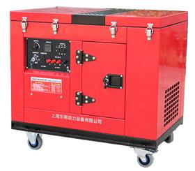 三相15kW低噪音静音箱型通信基站维护发电机组  SGS18000