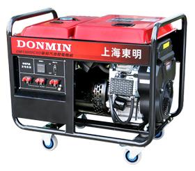 单相12kw汽油发电机  DM15000CXD