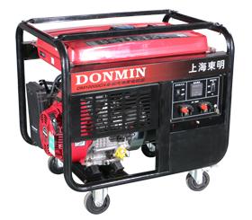 单相8kw小型汽油发电机组 DM10000CX(D)