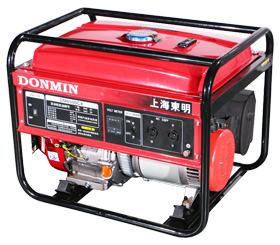单相 5kW小型汽油发电机组 DM6500CX手动