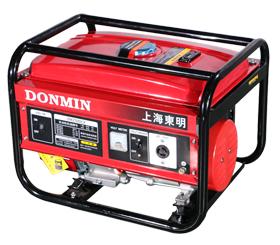 单相2kW小型汽油发电机组DM2500CX