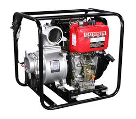 3寸柴油动力应急自吸抽水泵-DMD30
