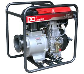 6寸柴油动力应急自吸抽水泵-DMD60