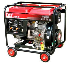 单相7kW柴油发电机 DMD9000LE