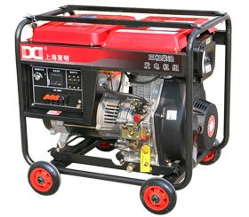 三相7kW柴油发电机  DMD9000LE/3