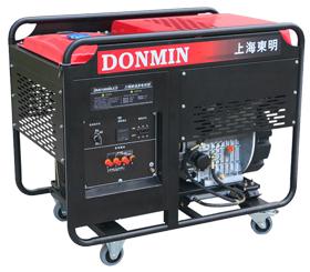 三相15kW柴油发电机 DMD18000LE/3