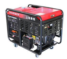 三相10kW柴油发电机 DMD12000LE/3