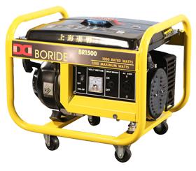 1KW单相便携式发电机组BR1500