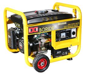 3KW单相小型发电机组BR3500