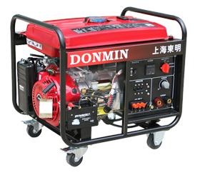 80-190A三相电动 5KW汽油甚至是皇品仙器发电电焊一体机