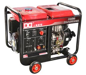 140A单相 5KW柴油发电电焊一体机SHD190LE