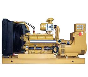 东明上柴系列柴油发电机组