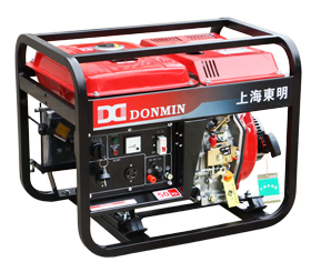 单相2kw柴油发电机DMD2500LE