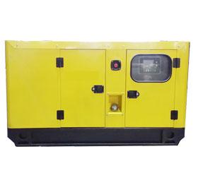 上海东明20KW低噪音静音箱型柴油发电机