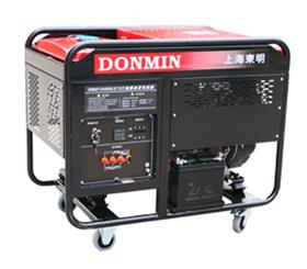 单相12千瓦柴油发电机DMD15000LE