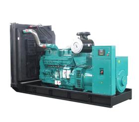 上海东明康明斯300-800kw柴油发电机
