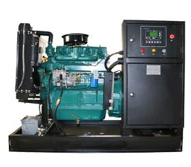 上海东明潍柴24-150kw柴油发电机