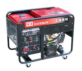 单三相两用10kw柴油发电机  DMDS12000LE