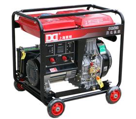 单相8kW柴油发电机 DMD10000LE