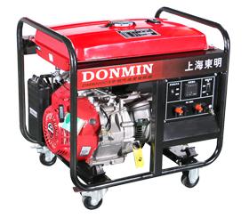 单相7kW小型汽油发电机组DM9000CX/D