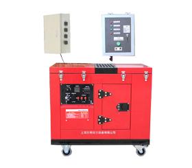 小型静音箱型5kw,8kw,12kw,15kwATS无人值守汽油发电机