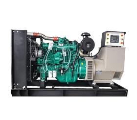 上海东明80kw玉柴大型柴油发电机组