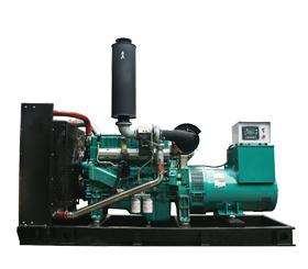 上海东明300kw大型玉柴柴油发电机组