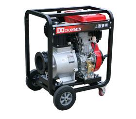 6寸柴油动力应急自吸抽水泵-DMD60LE