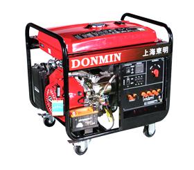 应急单三相6kw电启动汽油发电机组DMDS7500CXD