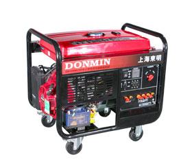 应急单三相8kw电启动小型汽油发电机 DMDS10000CXD