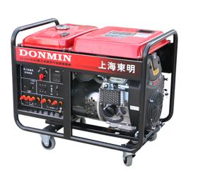 应急单三相12kw电启动汽油发电机DMDS15000CXD