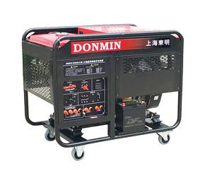 应急单三相12kw小型柴油发电机组 DMDS15000LE