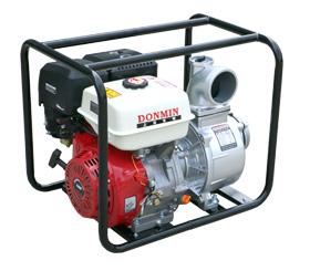 应急4寸汽油动力水泵 DM40