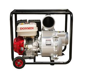 应急6寸汽油动力水泵DM60