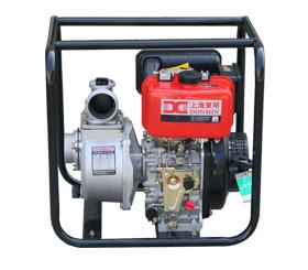 应急4寸柴油动力水泵 DMD40