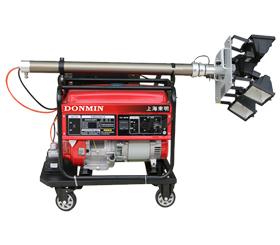 应急照明5kw全方位移动照明灯塔 DT6500