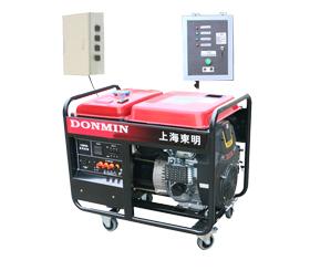 冷链配套三相10kw无人值守ATS汽油发电机组 DMS12000CXD(ATS)