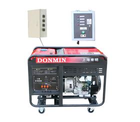 冷链配套三相15kw无人值守汽油发电机 DMS18000CXD(ATS)