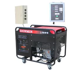 冷链配套三相15kw无人值守ATS柴油发电机 DMD18000LE/3(ATS)
