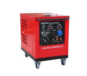 管道焊机永磁柴油发电电焊两用一体机氩弧焊直流电焊200A 小型户外施工移动电动 DMG210LE