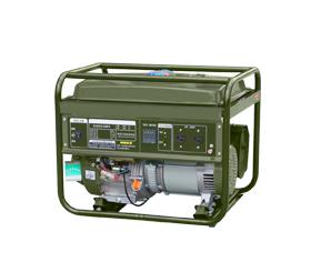 野外训练配套小型5kw汽油发电机组 DM6500CXD-BD