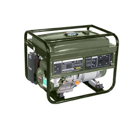 野外训练配套小型6kw汽油发电机组  DM7500CXD-BD