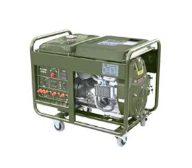 野外训练配套小型10kw汽油发电机组  DMDS12000CXD-BD