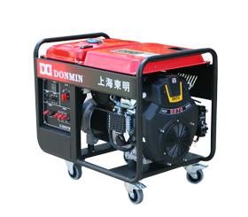 单三相通用10kW小型汽油发电机组 DMDS12000CXD