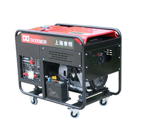 东明单三相15kw国产动力汽油发电机组 DMDS18000CXD(国产)