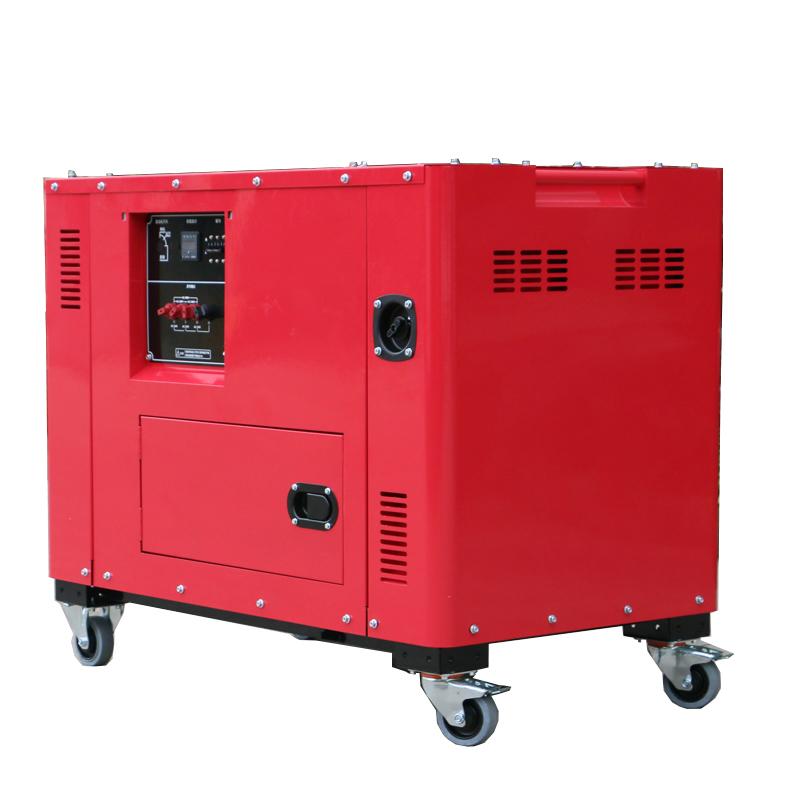 三相20kW低噪音汽油发电机 SGS22000