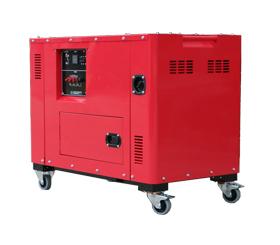 三相12kW低噪音通信基站维护用汽油发电油机 SGS15000