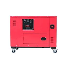 上海东明12kw柴油低噪音发电机